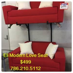 love seat sofa (SBMF)