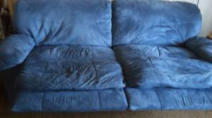 Reclining couch (St. Francis)
