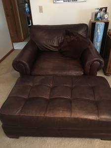 Couch, chair and Ottoman (East Bethel)