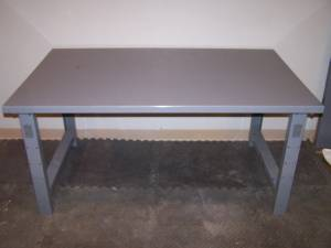 ULINE Packaging/Work Table (Mequon)