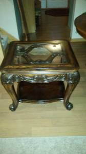 Renaissance Rectangular End Table (Lakeville)