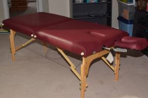 Master Massage Berkeley 31-inch LX Massage Table