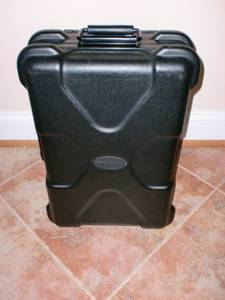 New Hard Rolling Carry On Suitcase Case Protective (Dunkirk, Maryland)