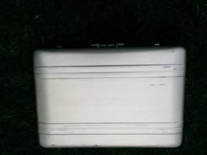 Halliburton Zero Classic Aluminum Large Suitcase (Annandale, VA)
