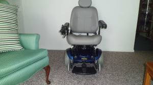 Jazzy Select 6 Power Electric Mobile Wheel Chair (West Side)