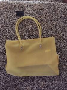 Brand New Yellow Purse -- (West Alils/ Muskego/ New Berlin)