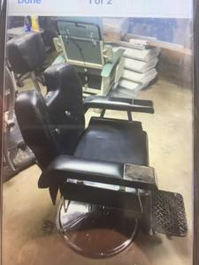 Barber Chair (Queens)