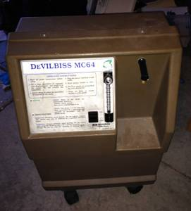 Oxygen Concentrator For Sale Classifieds