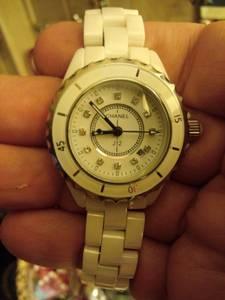 Brand new Chanel watch (Sw)