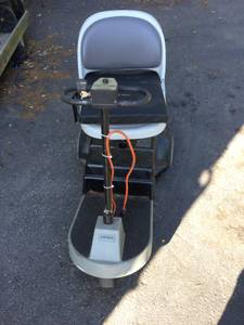 Electric Motorized Wheelchair Mobility Scooter Amigo 3 Wheel (Baltimore)