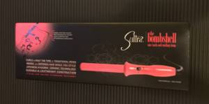 HAIR CURLER - SULTRA - the bombshell - universal voltage