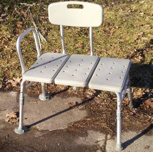 Shower Bench / Bathing Bench / Shower Seat (Indianapolis downtown)