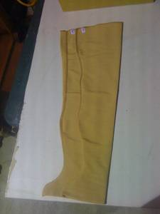 New leg circulation full leg support hose 32 inches open toe (eastside indy)