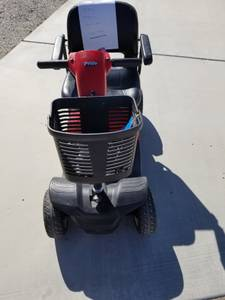 4-Wheel Scooter (Yuma, Foothills)