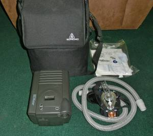 Respironics Remstar CPAP Machine (Valencia & 12th Ave.)