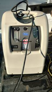 INVACARE PERFECTO 2 OXYGEN CONCENTRATOR 5 LITER 20421 HR (new berlin)