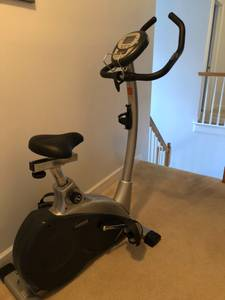Electric Stationary Exercise Bike (Durham/Chapel Hill)