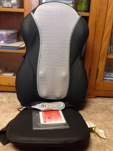 Massages cushion by Homedics (Greenfield)