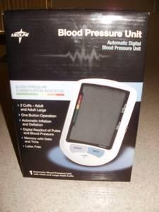 Medline Blood Pressure Unit (Sossaman and Guadalupe Rd.)