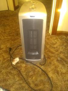 Nice Space heater (Milwaukee)