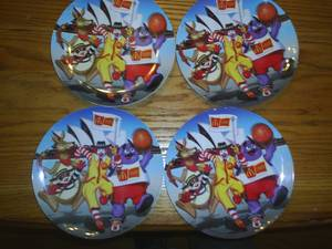 McDonalds Plates-New (new berlin)