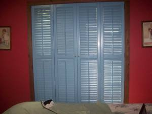 Indoor Wooden Plantation Shutters (Dousman)