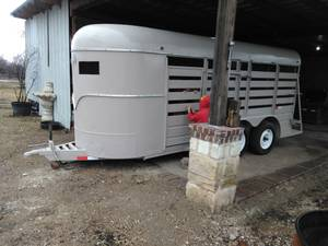 stock trailer (dallas)