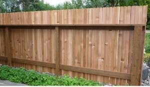 Rustic~ straight edge 2-1/2 inch wide grapestakes~cedar fencing (eatonville)