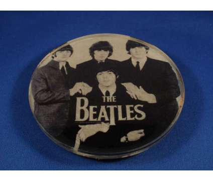 Beatles Epoxy Resin Coaster Set of 4
