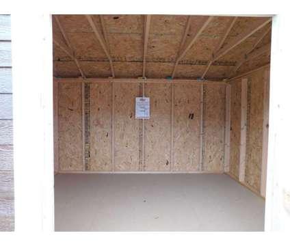 10x12 Storage building