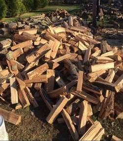 Seasoned Firewood (Knoxville)