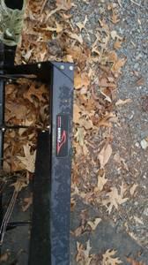 Brinley Pull Behind Lawn Aerator (Manassas)
