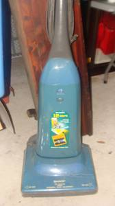 Sharp Upright Vacuum 12 amps (SSI)