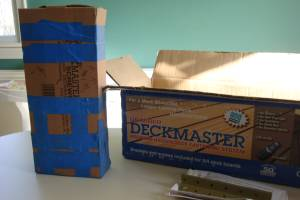 Deck Master Fastener System