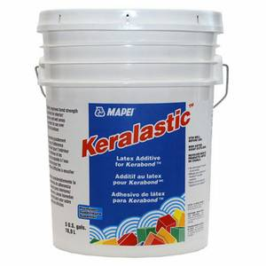 Mapei Keralastic tile thinset latex additive 5 gallons (Springfield)