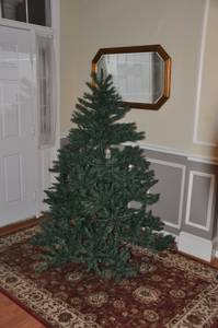Illuminated Artifical Jackson Pine (Christmas Tree) 5.5 Ft.