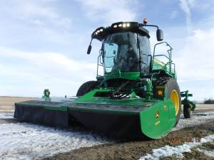 Complete Hay Equipment Auction (Riverton, WY)