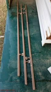 Heavy duty steel handrails (Memphis)
