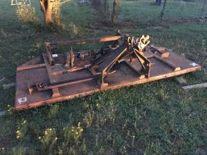 10 Ft Bush Hog - For Sale Classifieds