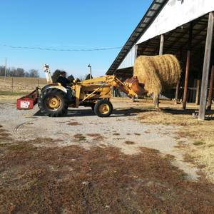 Ford Industrial Tractor 3400 REDUCED! (Middleton, TN)