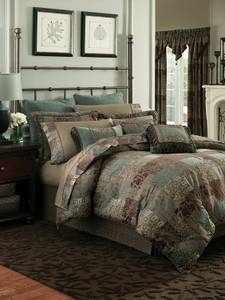 VERY ELEGANT King Size Comforter Set (Main Line)