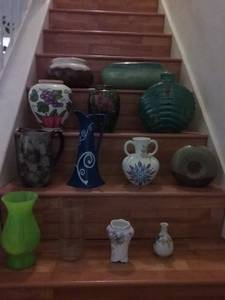 Vases :Various Sizes and Shapes (Near UNLV)