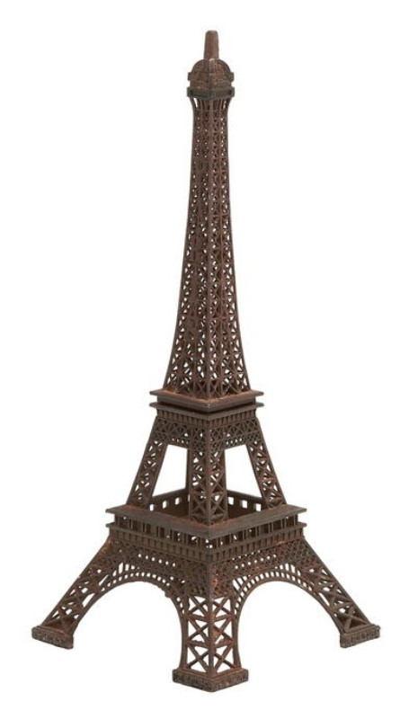 Metal Eiffel Tower Elegant And Stylish Home Decor