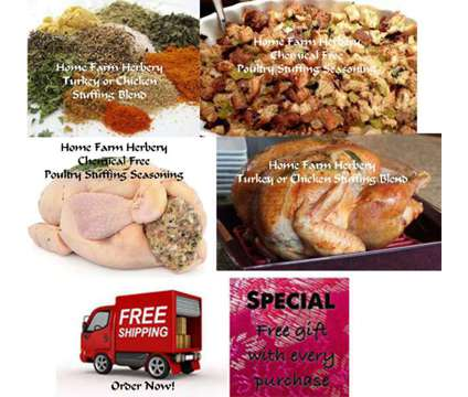 Poultry Stuffing Seasoning, Order now,B3G1F, Free SH
