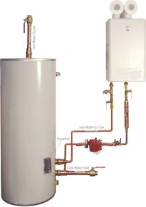 Water Heater 98% Efficient (Minneapolis)