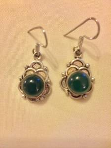 Sterling Silver Earings (Cordova)