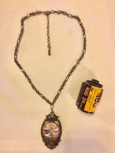 Costume Jewelry Necklace (Cordova)