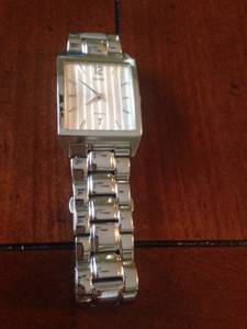 Guess Rectangle Square Face Watch (Delaware Lewis Center)