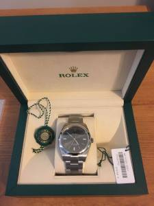 Brand New Rolex (South Raleigh)