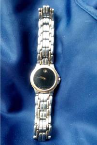 Movado watch, ladies...like new